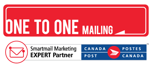 One To One Mailing Logo